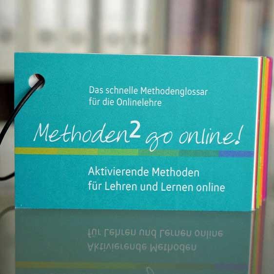 Methoden 2 go - Online - Kartenset - Methodenkarten