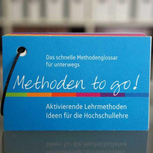 Methoden to go - Kartenset - Methodenkarten