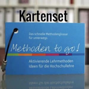 Methoden to go - Kartenset