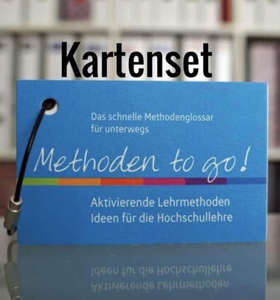 Methoden to go - Kartenset