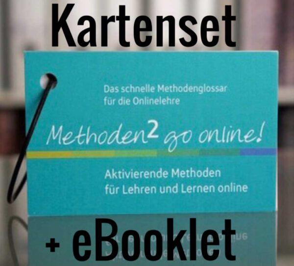 Methoden 2 go Online - Kartenset + EBook