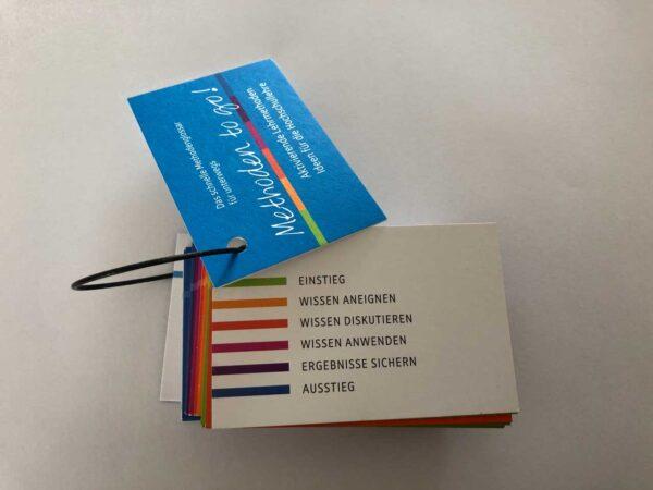 Methoden to go - Kartenset - Methodenglossar - Fächer