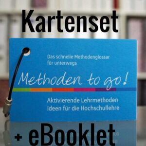 Methoden to go - Kartenset + EBook