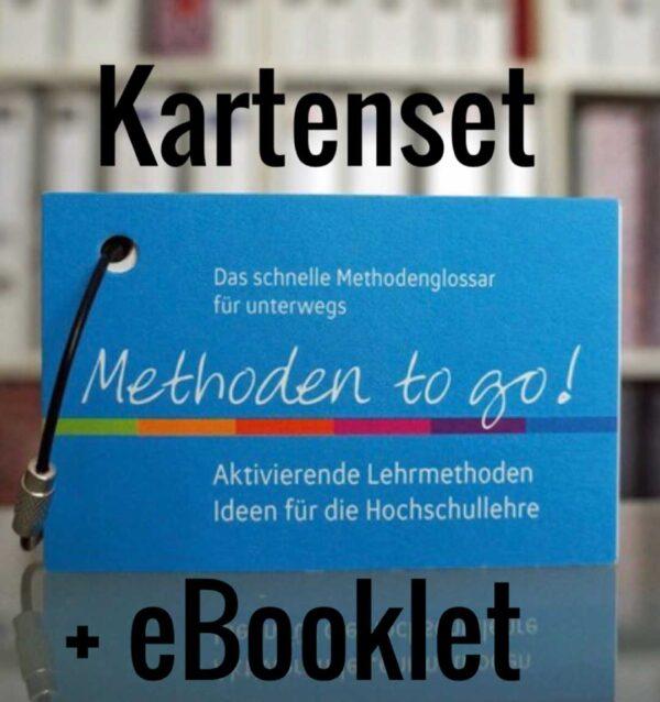 Methoden to go - Kartenset + EBook