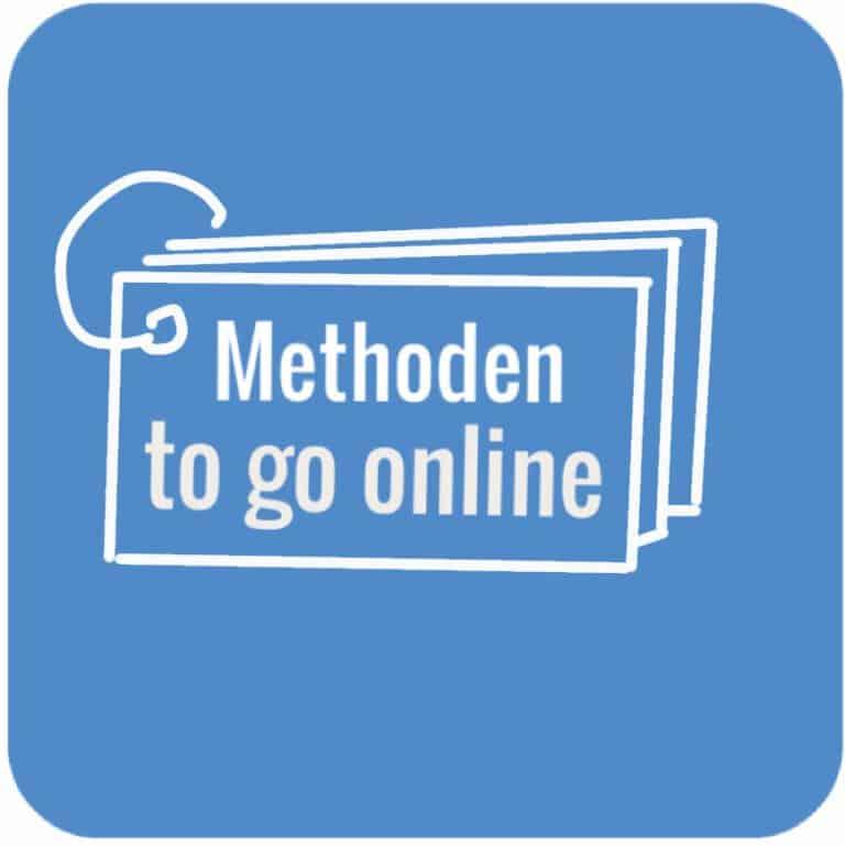 Methoden 2 / to go - Online - constructif